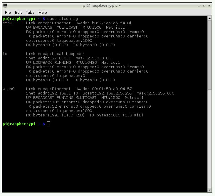 Raspberry Pi . Урок 3